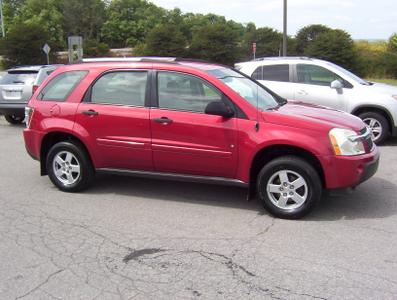 Used 2006 Chevrolet Equinox LS