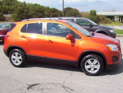 Used 2015 Chevrolet Trax LT
