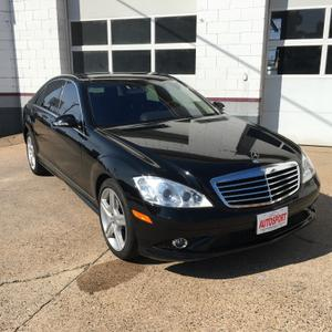 Used 2008 Mercedes-Benz S 550 4MATIC
