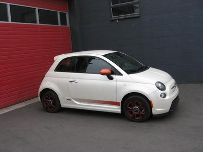 Used 2014 FIAT 500e Battery Electric