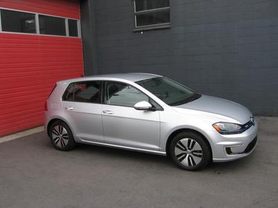 Used 2015 Volkswagen e-Golf SEL Premium