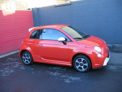 Used 2013 FIAT 500e Battery Electric