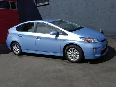Used 2014 Toyota Prius Plug-in Advanced