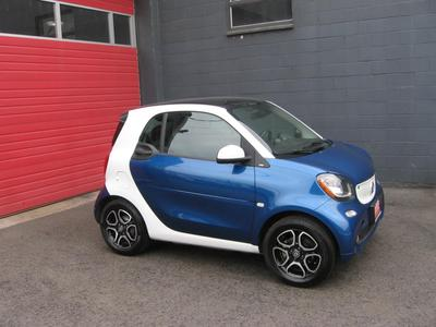 Used 2016 smart ForTwo Prime