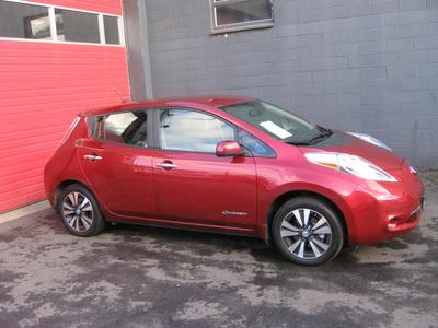 Used 2014 Nissan Leaf SL