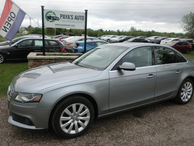 Used 2011 Audi A4 2.0T Premium