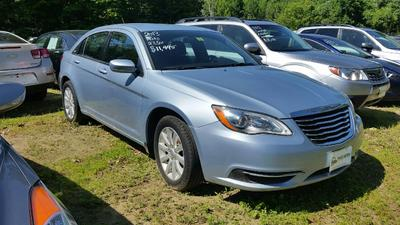 Used 2013 Chrysler 200 Touring