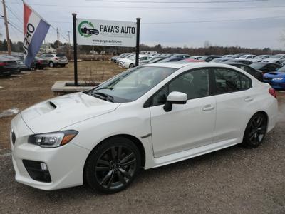 Used 2016 Subaru WRX Limited