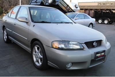 Used 2002 Nissan Sentra