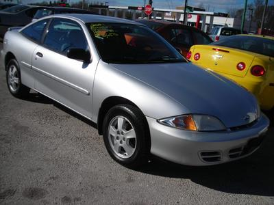Used 2001 Chevrolet Cavalier Base
