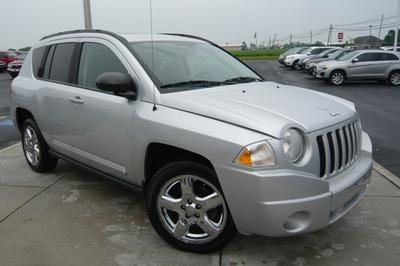 Used 2010 Jeep Compass Limited