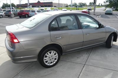 Used 2004 Honda Civic LX