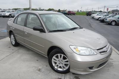 Used 2005 Honda Civic LX