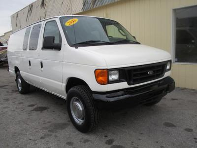 Used 2006 Ford E350 Super Duty XL Extended Wagon