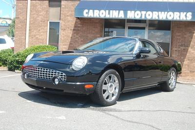 Used 2005 Ford Thunderbird 50th Anniversary