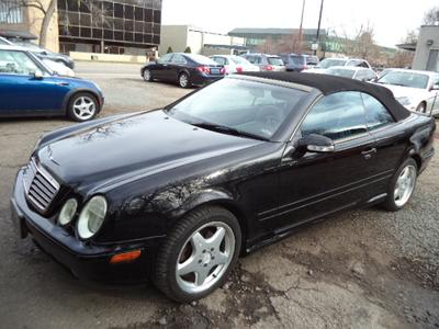 Used 2001 Mercedes-Benz 430 Cabriolet
