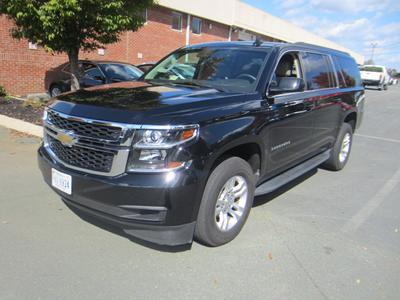 Used 2015 Chevrolet Suburban