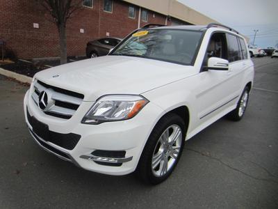 Used 2015 Mercedes-Benz GLK 350 4MATIC