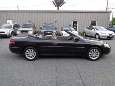 Used 2003 Chrysler Sebring GTC