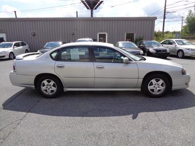 Used 2005 Chevrolet Impala LS