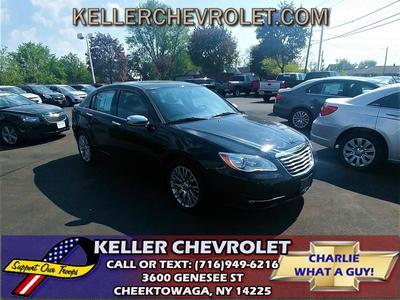 Used 2012 Chrysler 200 Limited