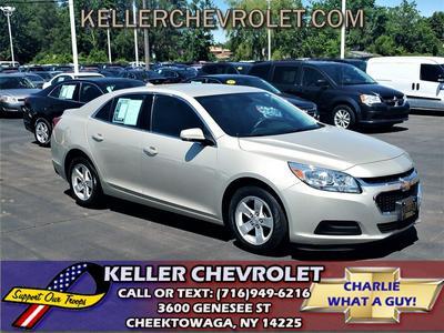 Used 2014 Chevrolet Malibu 1LT
