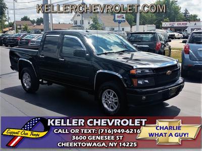 Used 2011 Chevrolet Colorado
