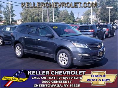 Used 2014 Chevrolet Traverse LS