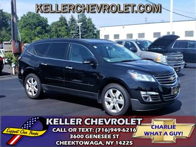 Used 2016 Chevrolet Traverse LTZ