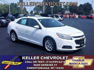 Used 2016 Chevrolet Malibu Limited LT