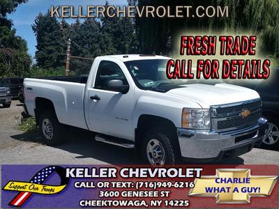 Used 2014 Chevrolet Silverado 2500 Work Truck