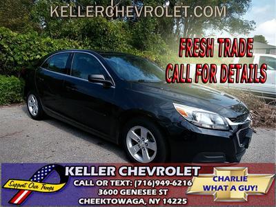 Used 2014 Chevrolet Malibu 1LS