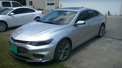 Used Chevrolet Malibu For Sale In Owensville In