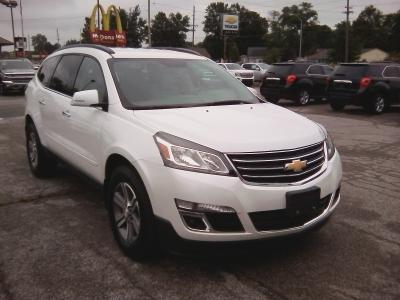 Used 2017 Chevrolet Traverse 2LT