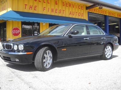 Used 2004 Jaguar XJ