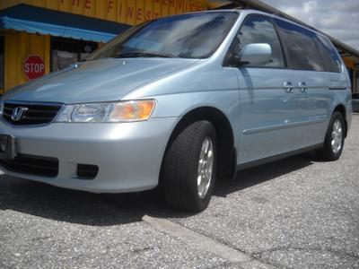 Used 2002 Honda Odyssey EX-L
