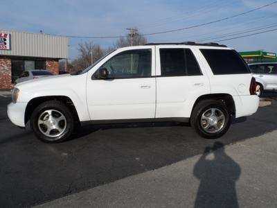 Used 2009 Chevrolet TrailBlazer LT