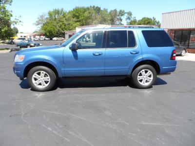 Used 2009 Ford Explorer XLT