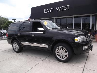 Certified 2012 Lincoln Navigator Base