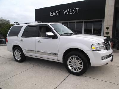Certified 2013 Lincoln Navigator Base