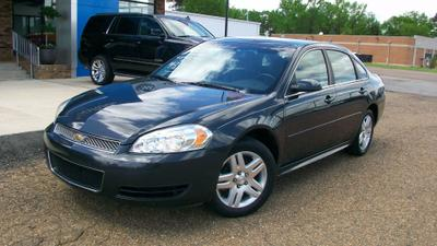 Certified 2014 Chevrolet Impala Limited LS