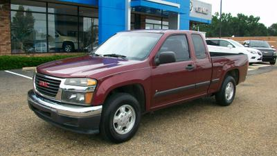 Used 2007 GMC Canyon SLE