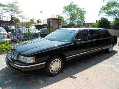 Used 1999 Cadillac DeVille d'Elegance