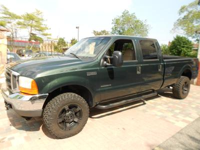 Used 2001 Ford F-350 Lariat Crew Cab Super Duty