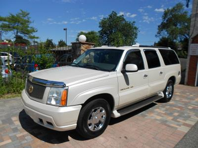 Used 2004 Cadillac Escalade ESV Platinum Edition
