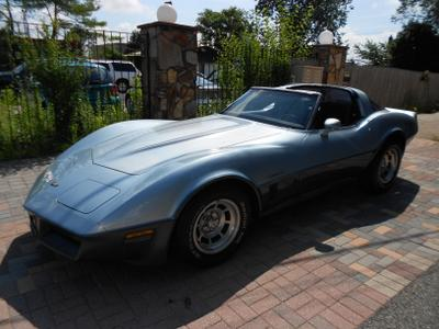 Used 1982 Chevrolet Corvette Coupe