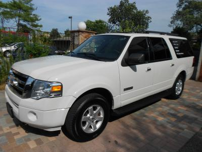 Used 2008 Ford Expedition EL XLT