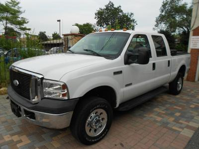 Used 2006 Ford F-350 XL Crew Cab