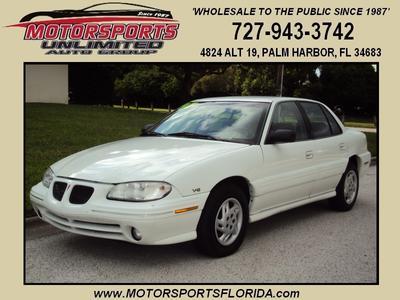 Used 1997 Pontiac Grand Am SE