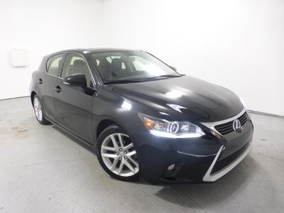 Used 2015 Lexus CT 200h Premium
